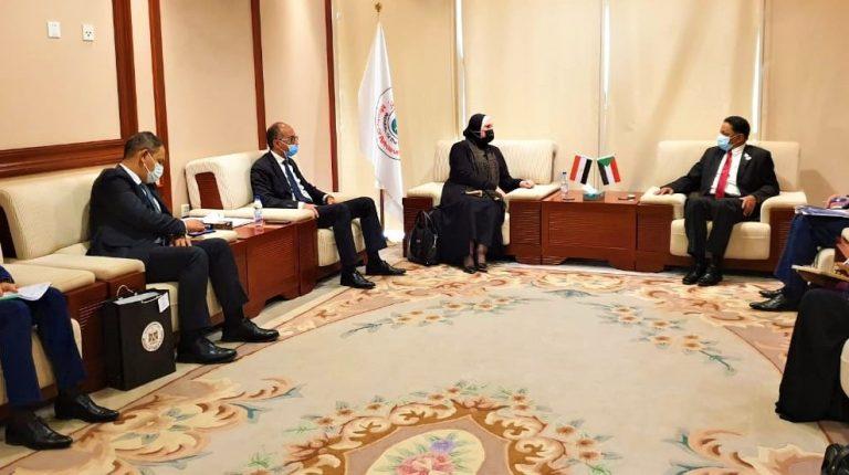 Egypt - Sudan agree