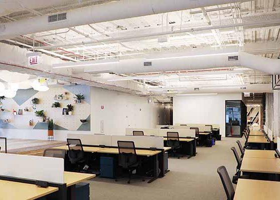 office renovations installations