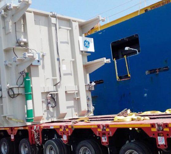 Hull Inspection Machinery
