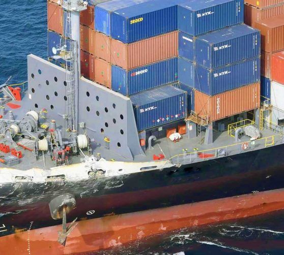 Inspection on oil tankers