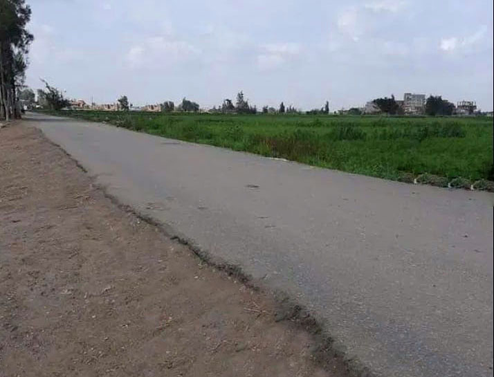 Land for sale in Sharqia
