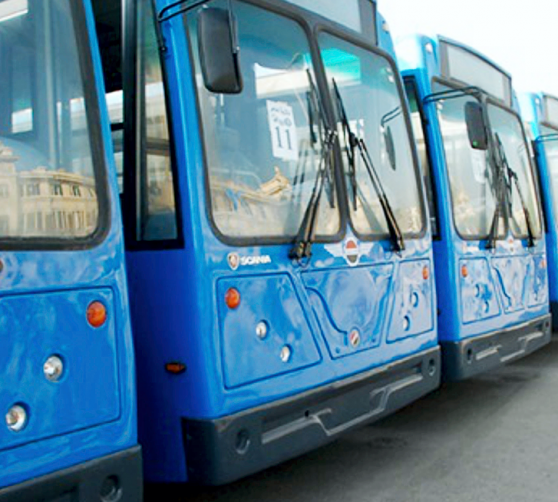 EAMCO bus
