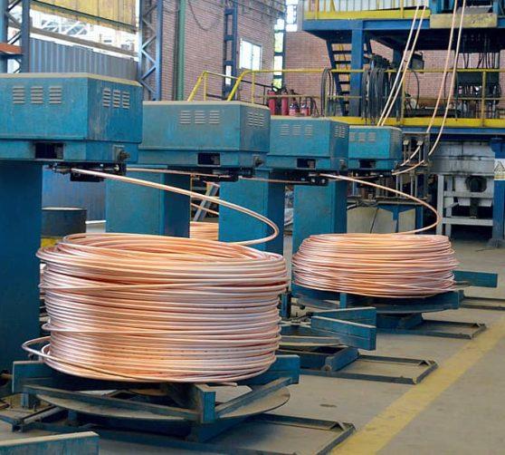 copper wire sidronec
