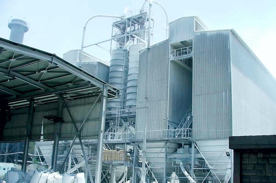 EFACO-factory