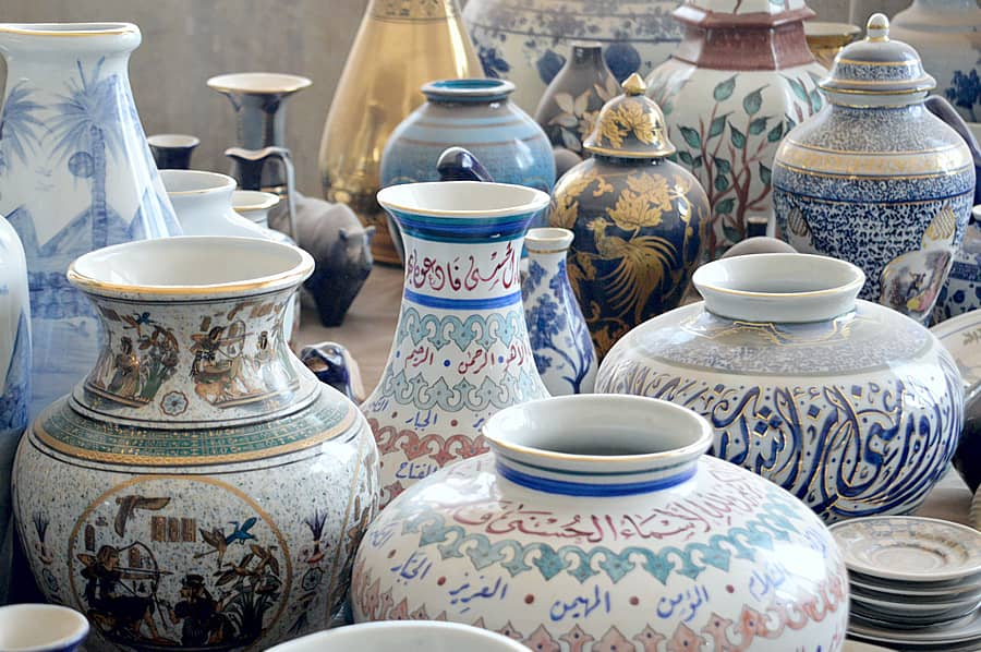 SHEENI-vase