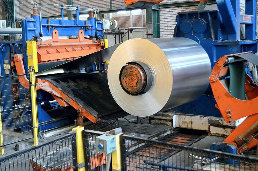aluminium slab