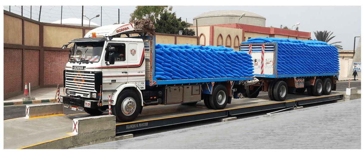 Steel/Concrete_composite_section_truck_scale