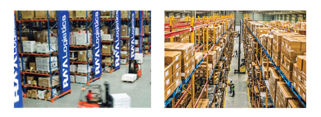 RAYA Logistics Capabilities Dry WH